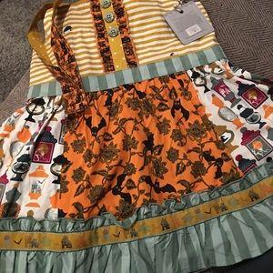 Matilda Jane trick or treat top. Size 8. NWT.